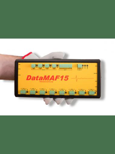 Sistema di acquisizione dati Datamaf15